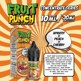 Fruit Punch - Apricot Peach Cherry - Aroma 10ml