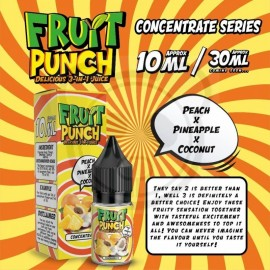 Fruit Punch - Pineapple Coconut Peach - Aroma 10ml